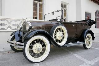 Ford Model T classic robust car